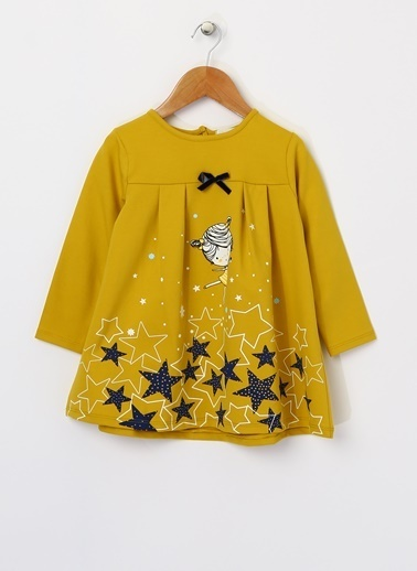 Mammaramma Elbise Sarı